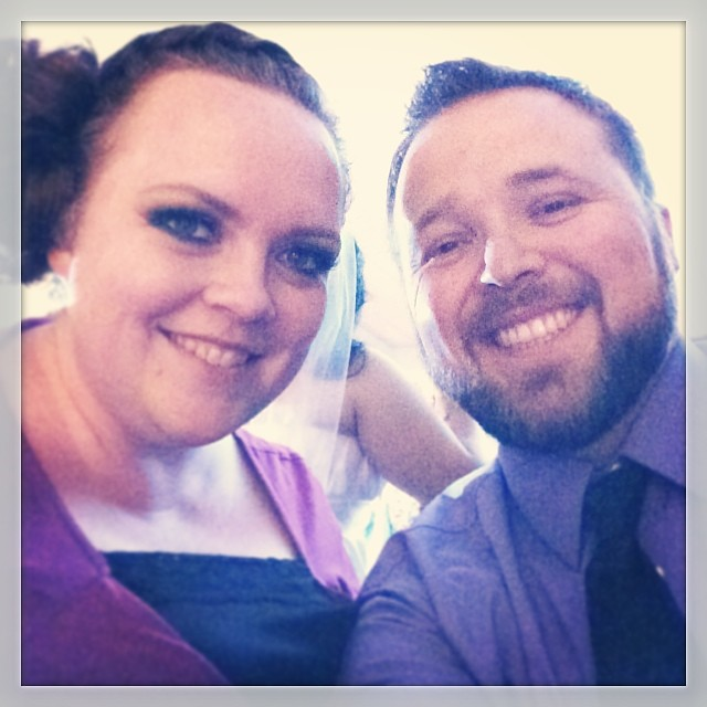 I'm with the hottest babe here! #Wedding #ChristinaAndTrish